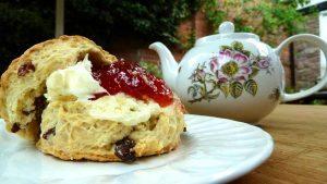 Cream Tea at The Merchants House